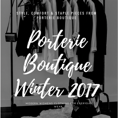 UPDATE: Winter Collection Launch 2017