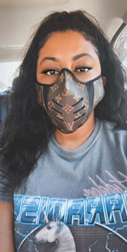 Designer Face Mask - PLEASE ALLOW UP TO 2 WEEKS TO SHIP