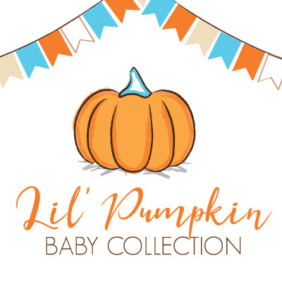 pumpkin baby shower collection