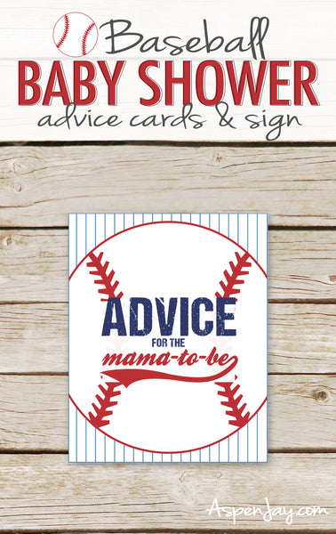 Baseball Advice for the Mama-to-Be