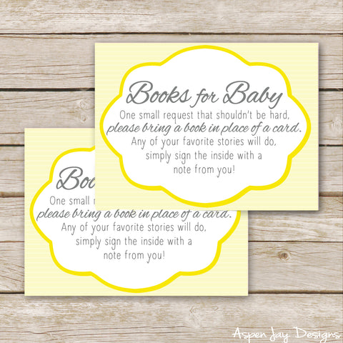 Yellow Elephant Books for Baby