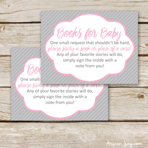 Pink Owl Books for Baby
