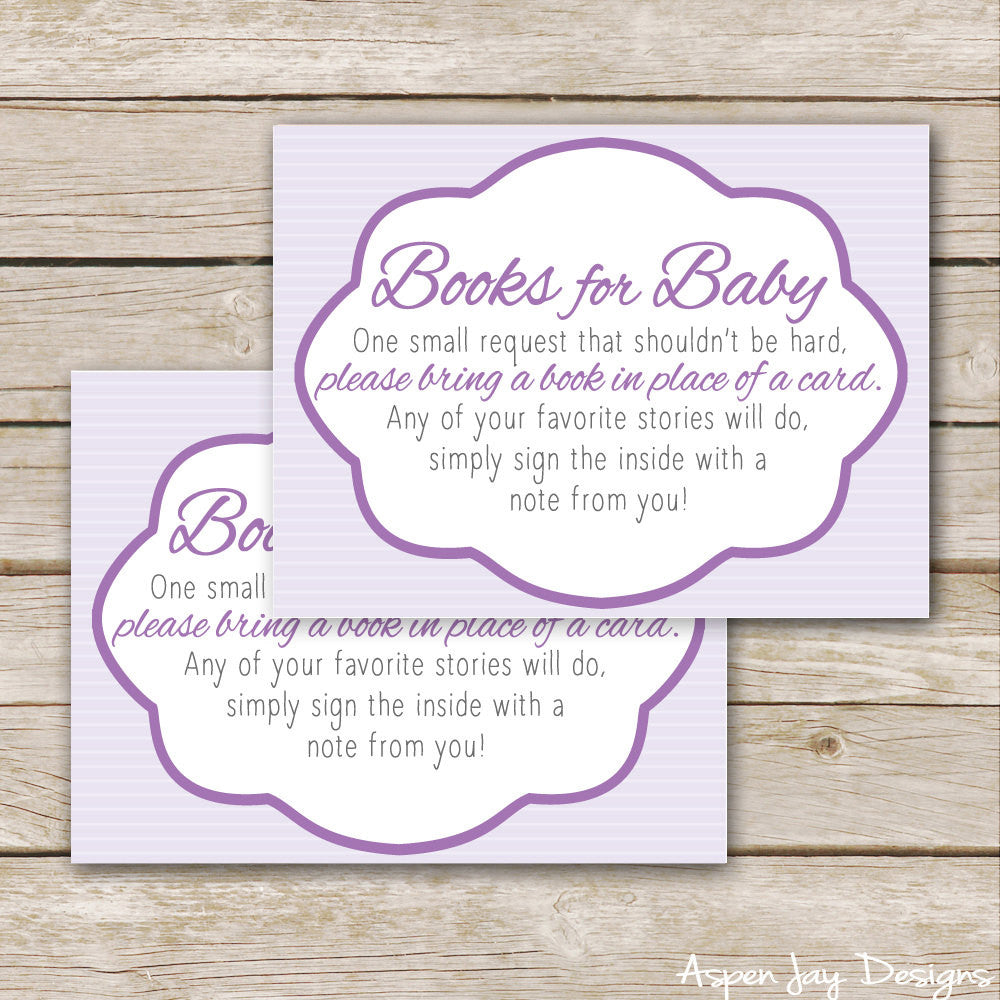 Purple Elephant Books for Baby