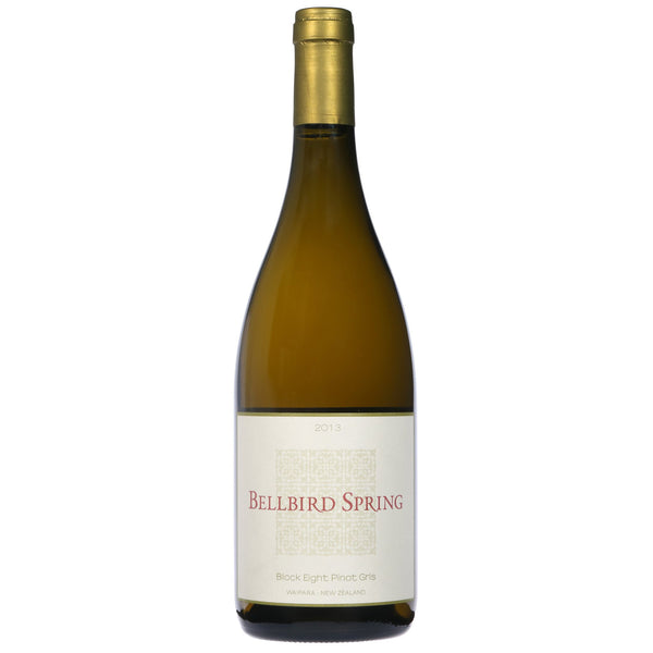 Bellbird Spring Block Eight Pinot Gris 2015