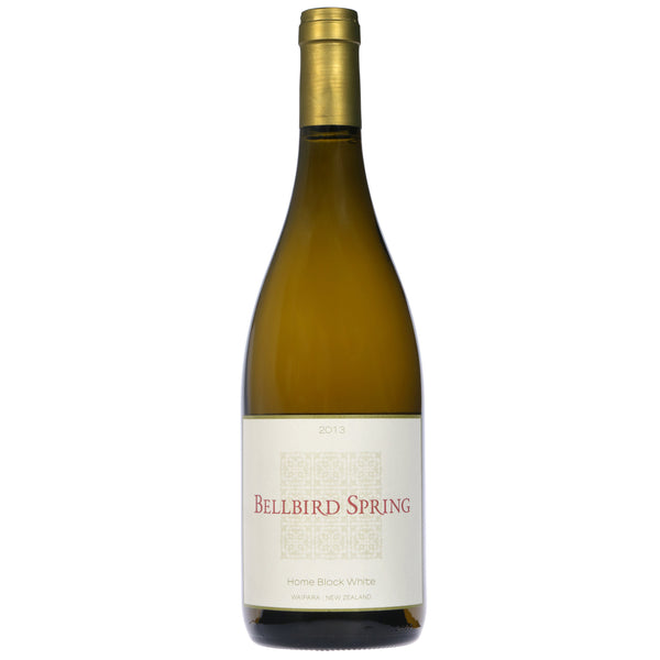Bellbird Spring Home Block White 2015