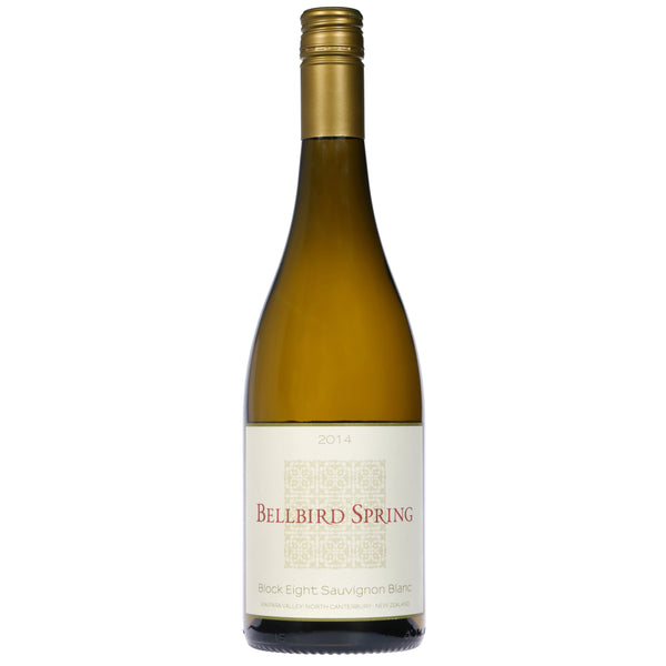 Bellbird Spring Block Eight Sauvignon Blanc 2014