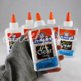 (2-pack) glue bottles