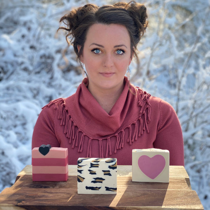 Interview with Shayna Bearfoot Gypsy Soap Company