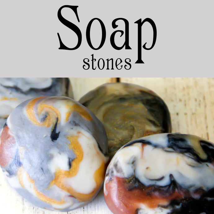 Easy to Make Soap Stones Rocks
