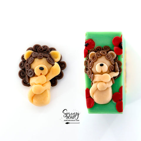 Cowardly Lion Soap