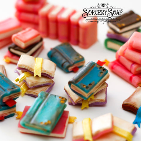 Sorcery Soap Books