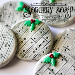 Christmas Soap Cookies