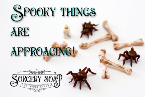 Sorcery Soap Spiders