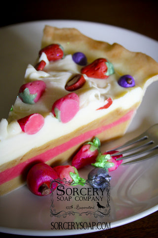 Hansel and Gretel Sorcery Soap Pie