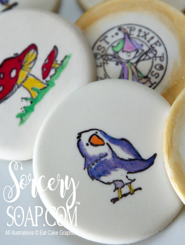 Sorcery Soap Cookies
