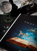 Soap Recipe Book of Light and Shadow BINDER