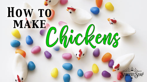 How to Make Chickens Tutorial