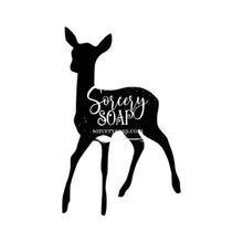 Load image into Gallery viewer, Deer Doe Stencil