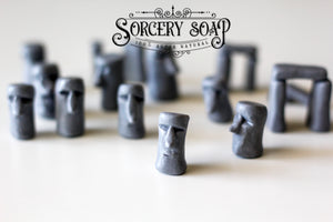 Easter Island Soap