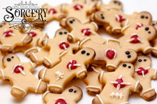 Gingerbread Man Soap Cookie