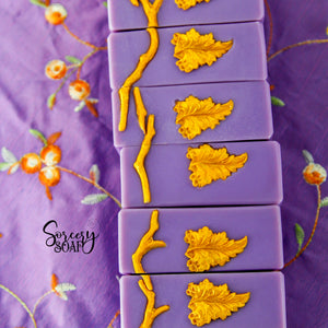 Golden Leaves Soap