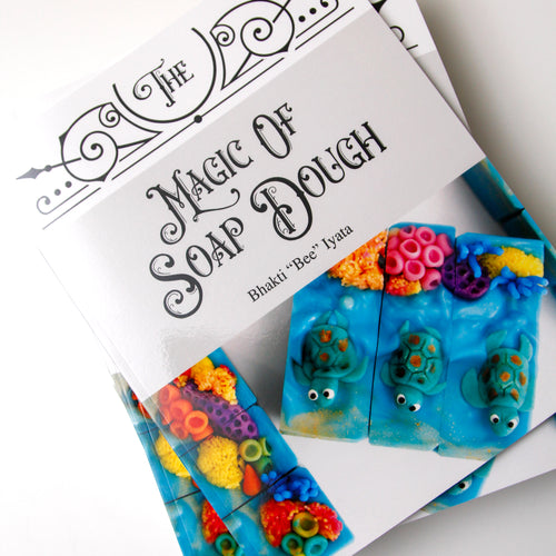 Soap Dough Book