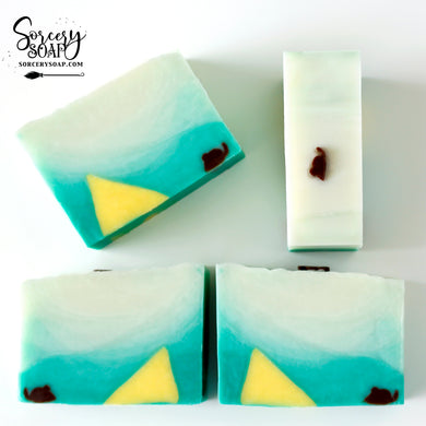 Second Mouse Soap