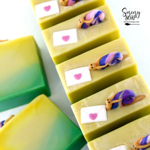 Snail Mail Soap