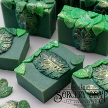 Forest Green Soap Dough