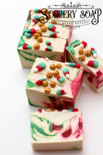 Jingle Bells Soap
