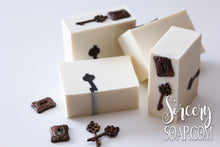 Lock and Key Soap