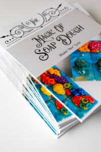 The Magic of Soap Dough Book