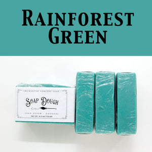 Green Soap Dough