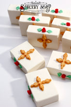 Rose and Cross Soap