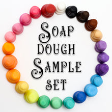 Soap Dough Sample Set