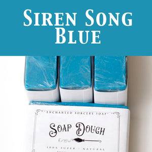 Blue Soap Dough