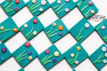 Spring Flower Soap Cookie