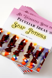 An Enchanted Book of Peculiar Ideas and Soap Potions