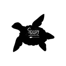 Load image into Gallery viewer, Stencil Sea Turtle