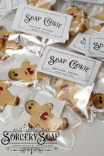 Gingerbread Zombie Soap