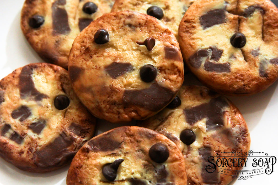 Chocolate Chip Scented Soap Dough