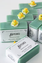 Hatched Baby Chicks soaps