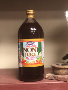 Organic Noni Fruit Juice