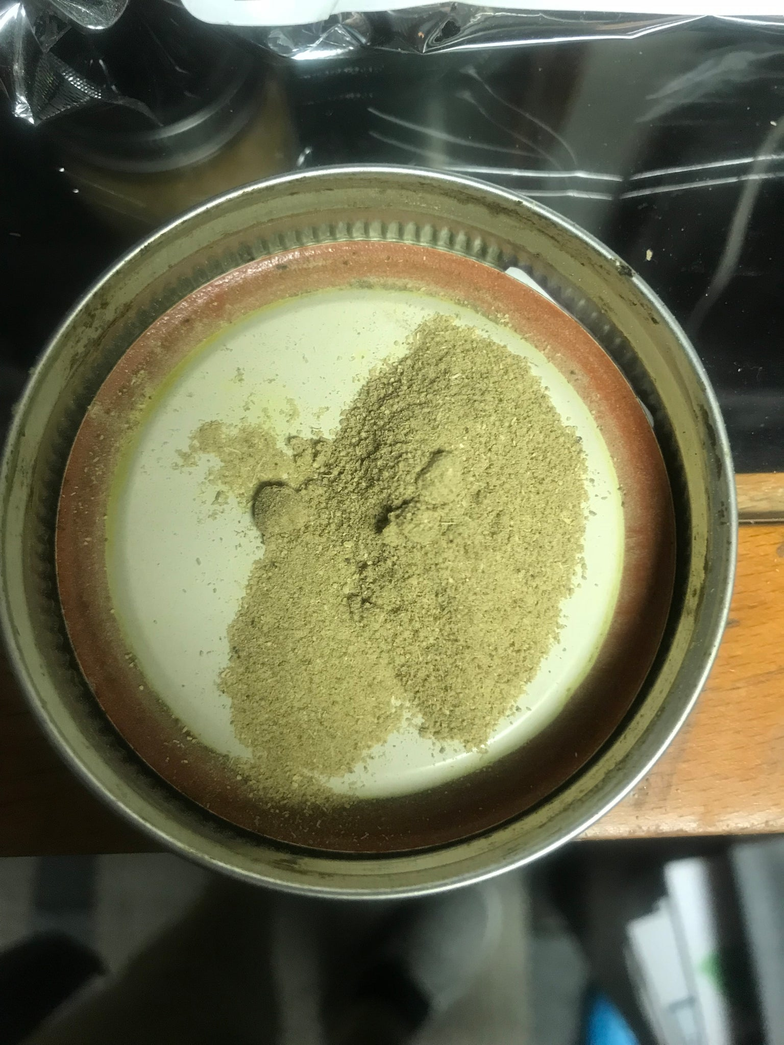 Organic Valerian Root Powder