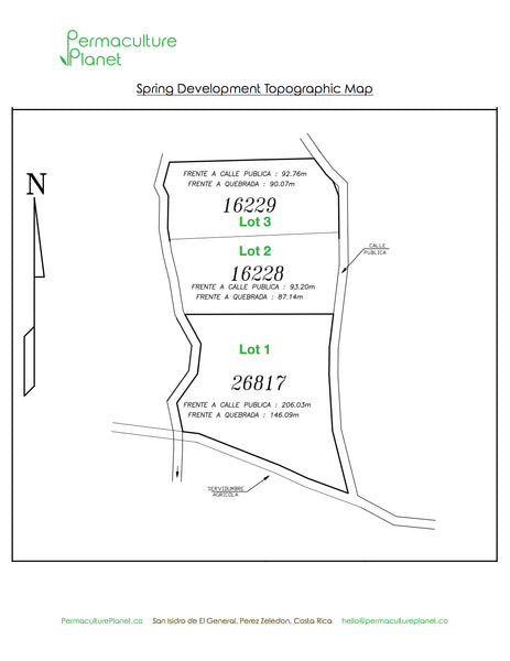 Eternal Spring Development - Turnkey Lot 3 **SOLD**