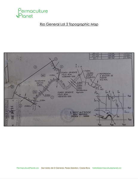 Río General Development Property - Lot 2