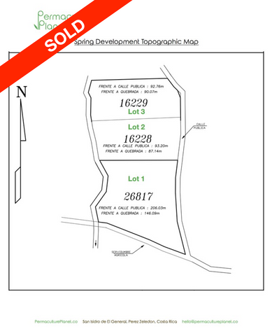 Eternal Spring Development - Lot 3 (SOLD)