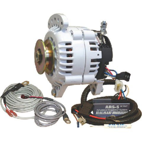Balmar 6 Series Alternator Charging Kits, Saddle Mount