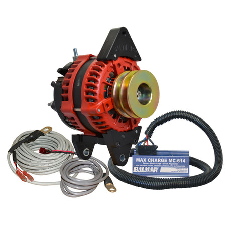 Balmar AT Series Alternator Charging Kits