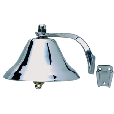 Perko Fog Bell, Fig. 0159, Chrome